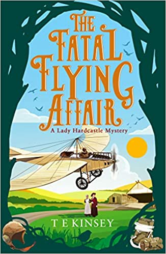 The Fatal Flying Affair book