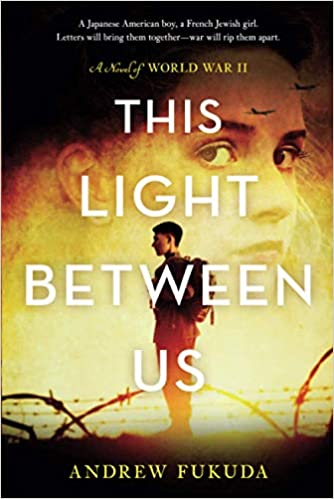 This Light Between Us Book cover