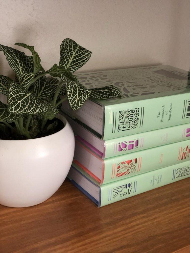 Thomas Nelson Seasons Edition Books Spring stack
