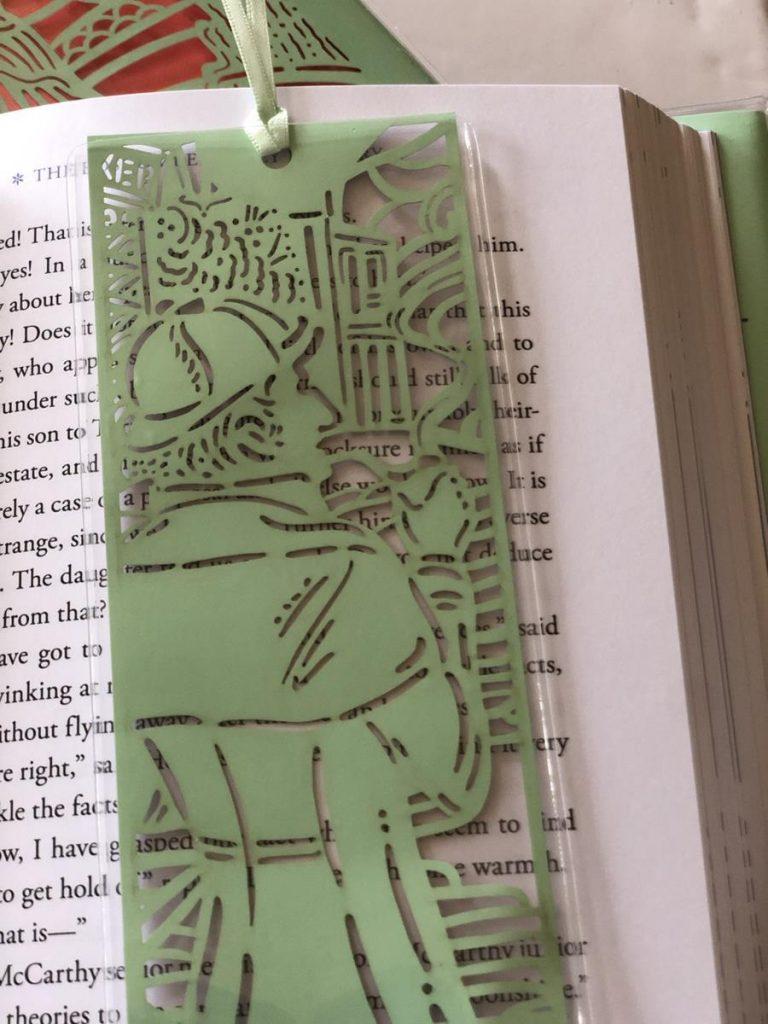 Thomas Nelson Seasons Edition Spring bookmark