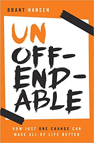 Unoffendable book cover