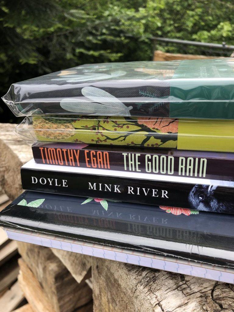Cannon Beach Book Company Books Bought