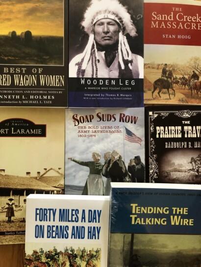 Fort Laramie Wyoming Books About