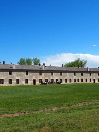 Fort Laramie Wyoming National Historic Site