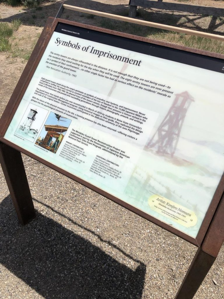 Minidoka Internment Camp Historic Site