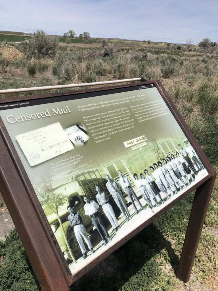 Minidoka Internment Camp National Historic Site ID