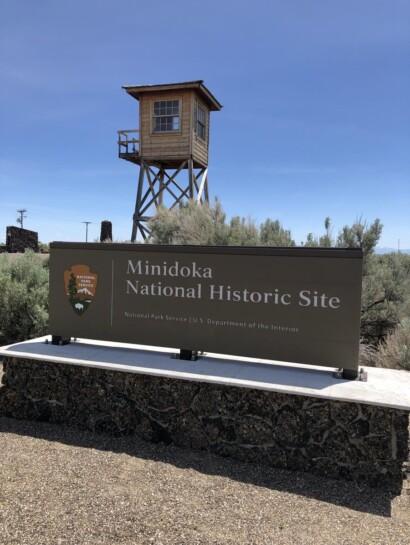 Minidoka Internment Camp National Historic Site Idaho