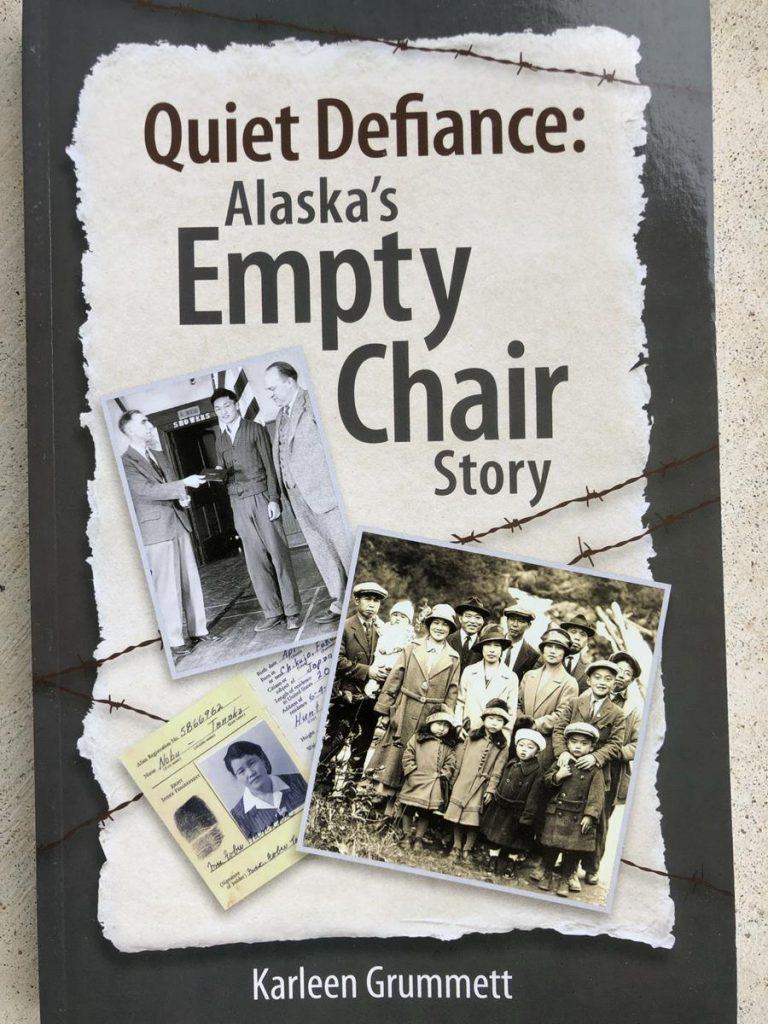 Alaska's Empty Chair Book