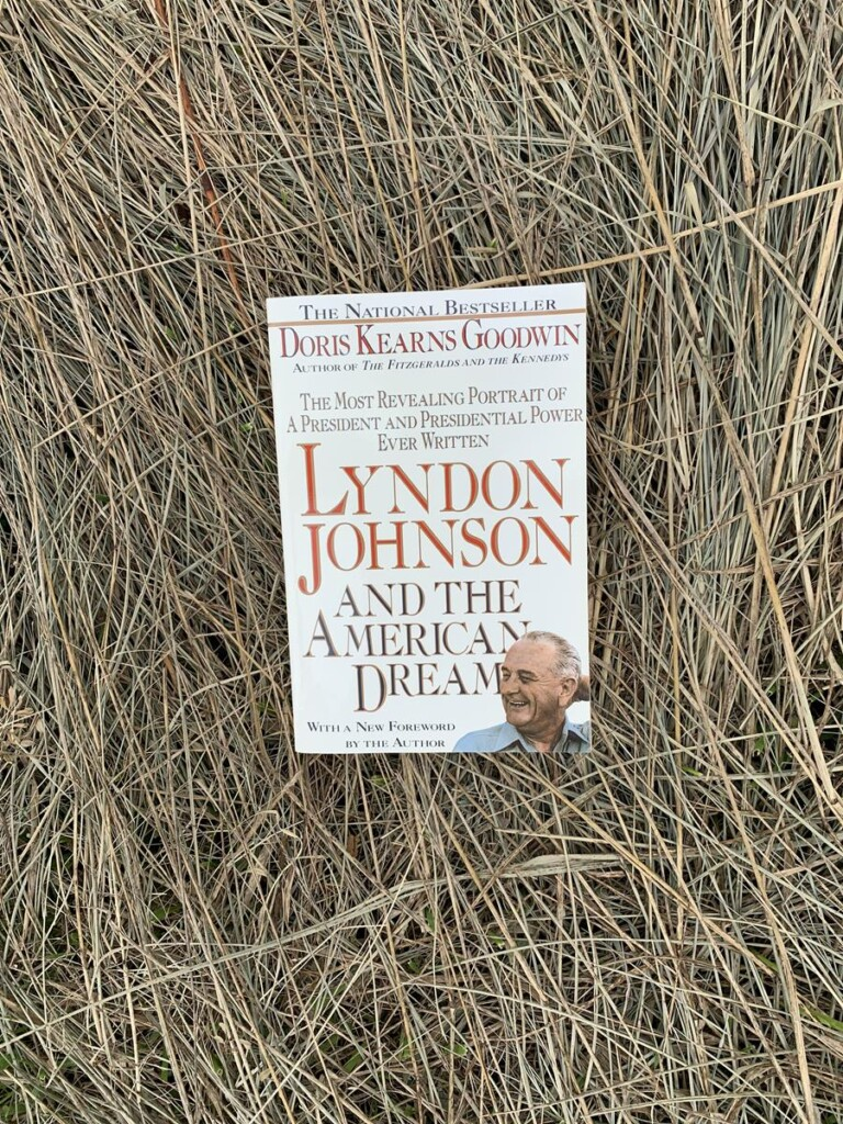 Lyndon Johnson Doris Kearns Goodwin