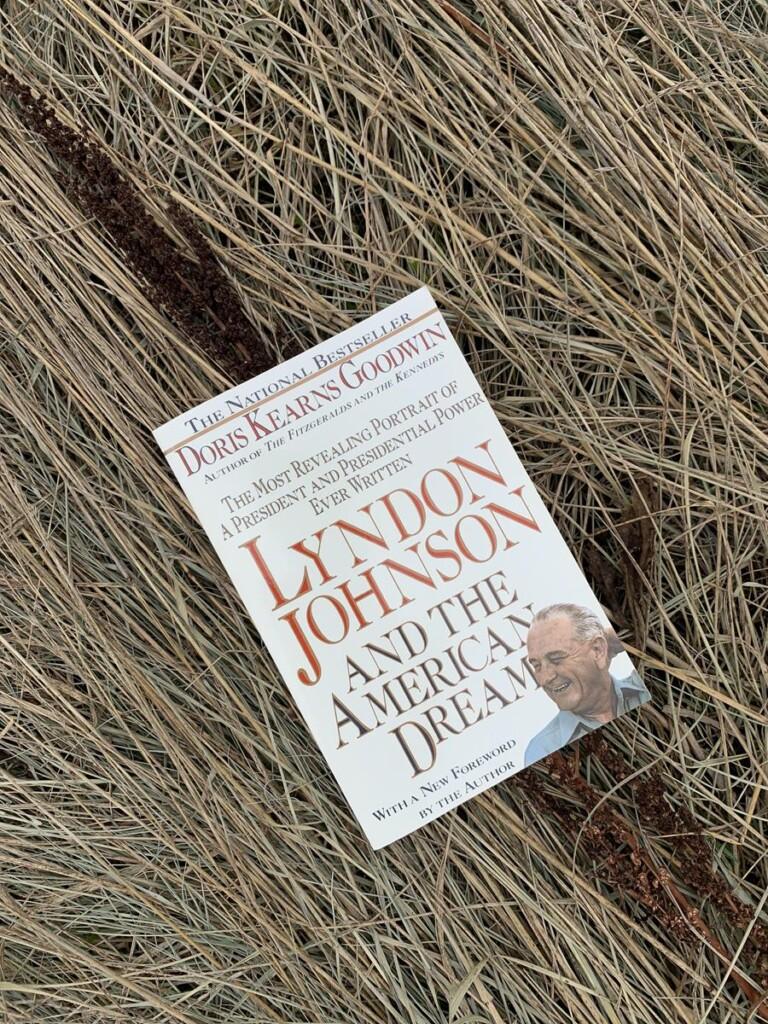 Lyndon Johnson by Doris Kearns Goodwin book