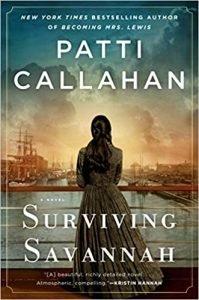 Surviving Savannah book