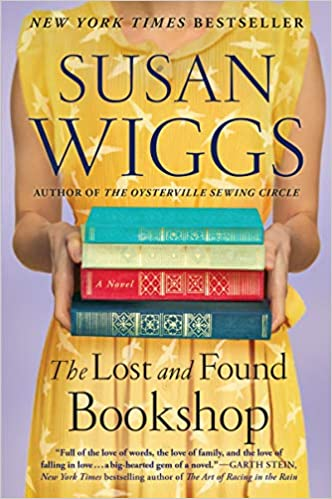 The Lost and Found Bookshop book