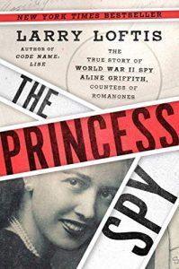 The Princess Spy book