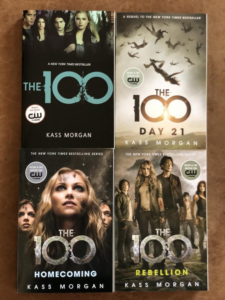 The 100 Book Series vs TV Show CW