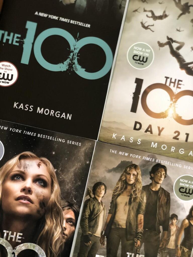 The 100 Book vs TV Show