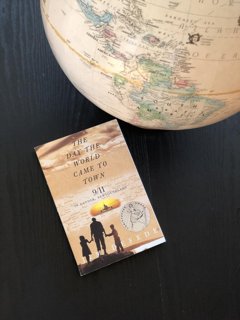 The Day the World Came to Town 9/11 book