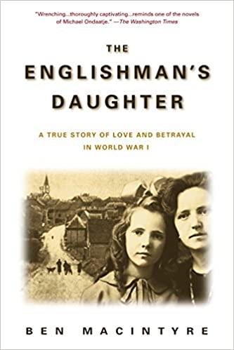 The Englishman's Daughter book